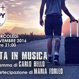 La Vita in Musica - puntata del 23 nov 2016 - tema: I Viaggi