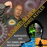 CHRIS KEHLER -SHOW 2 with Guest Sgt Daniel Brad MacBolen III Part  (2)  02-17-2016