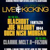 DJ Duck & MCLT @ Live & Kicking, Boom Bar, Hull 11-7-14