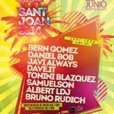 Daniel Bob @ Cocoroom San Juan 24-06-2014