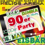 Dj rEasy - Eisbär 80er, 90er, 2000er - Mega 90er 06-05-17