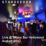 Starseeder Live at Blipsy Bar August 2017