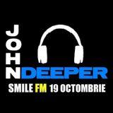 John Deeper @ SMILE FM - 19 Octombrie 2012 (COMERCIAL MIX)