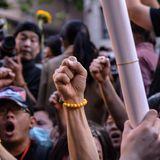 EPISODE I - PROTEST.