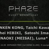 PHAZE at R-Lounge // Aug 2016