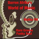 Darren Afrika - Funky Soul & Rare Grooves - World of Music - Mutha FM