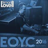 Simon Lovell - Afterhours.FM EOYC 2016