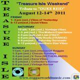 Crisp Musical Bisquits Treasure Isle Weekend August 14 - 2011
