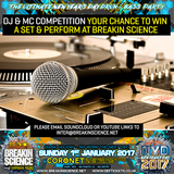 DJ Mblaze - Breaking Science NYD Mix