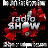 Dee Lite's Rare Groove Show 13th Jan 2019 on uniquevibez.com