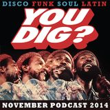 You Dig? Podcast 1114 - Compiled By Simon Ham & Diesler