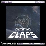 Cosmic Claps 027 - dreamstates [22-06-2019]