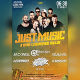 2018.06.30. - Szecsei b2b Jackwell - Just Music Festival - Csaba Park, Békéscsaba - Saturday