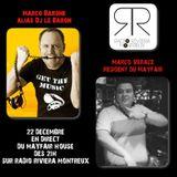 Radio Riviera -  Saturday House mix show - MARCO BARONE & MARCO VERACE