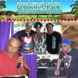 "Grooving In The Park ""Feel The Spirit""  Luis Mario, Chris, Victor, Christina & Jellybean 2-19-17"