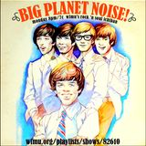 Big Planet Noise show #1243 w/Bob Irwin & Gina Bacon: Nov 26, 2018 on WFMU's Rock 'n Soul Ichiban!