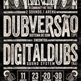 PART 1 - SP Dub Club #7 - Dubversão Sistema de Som meets Digitaldubs ft Jeru banto + Jota3