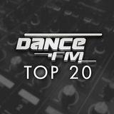 DanceFM Top20 |  21 - 28 octombrie 2017