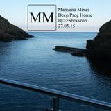 Deep into Prog ~ DJMix ~ 27.05.15  ~ Manyana Mixes