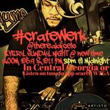 #Cratewerk 11-27-16 Every Sunday From 8p til Midnight on Zoom 105.9 & Fun 101.1 4 Hrs Selection