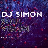 Dj Simon - Soul vision. Session one