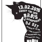Babis Stavropoulos @ Miden Ena (13-02-2015) (Dj set)