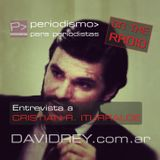 P> ON THE RADIO -04- 12-10-17 - Entrevista a Cristian Iturralde