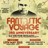 Victor Rosado  30 anniversary -maggio 2015 tribute paradise garage