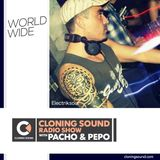 Pacho & Pepo present: Electriksoul on Cloning Sound radio show #142