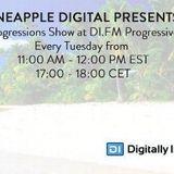 Pineapple Digital Pres.  - Melodic Progressions 005 (Guest Kono) - 03-Jun-2014