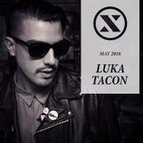 Subdrive Podcast - May 2016 - Luka Tacon
