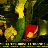 re;not - Live in Dynamosquatt Amsterdam Nimatek/Cyberrise/ATNT 11.06.16