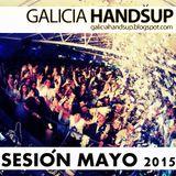 Sesión Maio 2015 Galicia Hands Up!, Mixed By Dj Chavetas