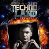 Technoland Radio Show | Episode X : Zapéo