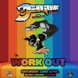 Jaguar Skills - Easter Workout Plan Super Mix (2016-03-25)