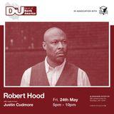 Robert Hood @ Elsewhere Rooftop, NYC (DJ Mag) 2019-05-24 -