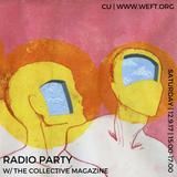 Radio Party 006: Nemesis S/O (feat. The Collective Magazine)