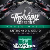 Therapy Sessions Episode 10  Guest Mix  with Brown Sneakers