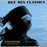 DEF MIX CLASSICS: THROWBACK 90s VOL.2