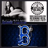 Reigning Real With DJ Beanz On Swurv Radio Episode 7/11/2015