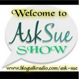 Ask Sue Show - Rant about the Badger Cull & what we can do?!