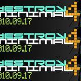Newcitybeats - Live @ Movie Club (Destroy Minimal 4.) 2010.09.17