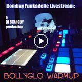 Bombay Funkadelic Bollywood Livestream: Bollyglo Warmup