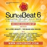Lay-Far Saturday Afternoon Set @ Beach stage, SunceBeat6 (25.07.15)
