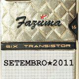 BEZEGOL @ RADIO FAZUMA / September.2011 Part.01