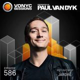 Jardin Guest Mix from - Paul Van Dyk - Vonyc Sessions 586 (with Jardin)