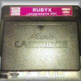 RUBYX - Psygressive 031.