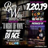 DJ Ace all 45 Vinyl,Breaks,beats,Samples,Rare Grooves,Classic Periscope show aired 7-14-19