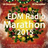 Airdigital - EDM Radio New Year Marathon 2015 (28.12.2015)