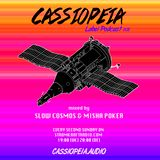 CASSIOPEIA Label Podcast #08 mixed by Slow Cosmos & Misha Poker